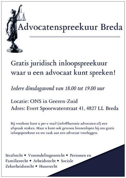 advocaten gratis advies